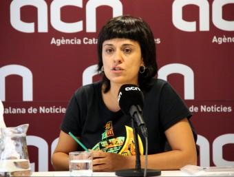 Anna Gabriel, diputada de la CUP al Parlament ACN