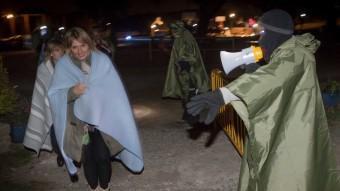 Una escena de l'espectacle 'Migranland' MARTÍ ARTALEJO
