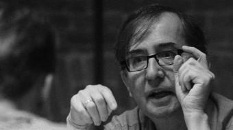 Guy Cassiers, en una imatge promocional de l'espectacle 'Le sec et l'humide', presentat a Temporada Alta ARXIU