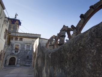 La Casa Bofarull està situada al número 11 del carrer Major dels Pallaresos JOSÉ CARLOS LEÓN