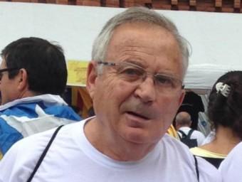Una foto de Miquel Poch Aurich que la seva família ha difós per demanar ajuda per intentar localitzar-lo. EL PUNT AVUI