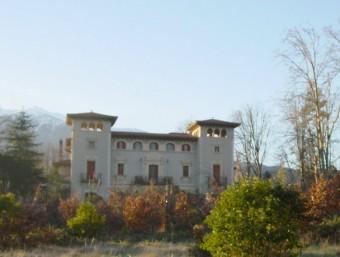 Vall Roc, seu de l'UCE i del Centre Pau Casals, on tindran lloc les trobades.