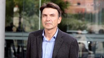 El director general d'Infraestructures de Catalunya, Josep Antoni Rosell ACN