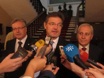El ministre de Justícia, Rafael Catalá EUROPA PRESS