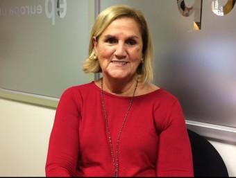 Núria de Gispert, expresidenta del Parlament i membre de Demòcrates de Catalunya EP