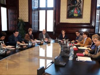 La Mesa i la Junta de Portaveus del Parlament es tornaran a reunir avui ANDREU PUIG/ARXIU