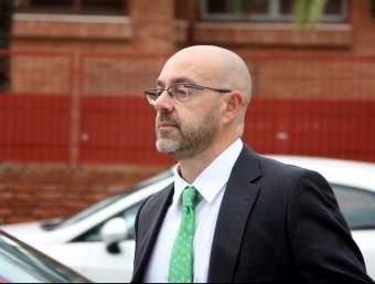L'exdirector general de Política Energ`tica i de Mines del Ministeri d'Indústria, Jorge Sanz