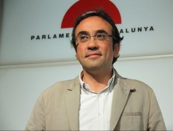 El coordinador general de CDC i diputat de JxSí, Josep Rull ACN