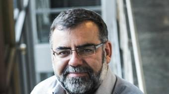 Ricardo Baeza en la seva visita recent a Barcelona JOSEP LOSADA