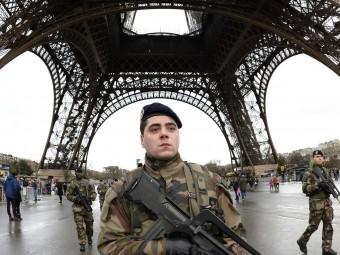 Des dels atemptats de gener, França està en el nivell d'amenaça terrorista potencial AFP