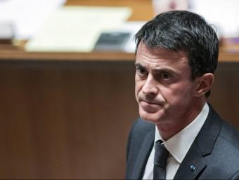 El primer ministre, Manuel Valls EFE