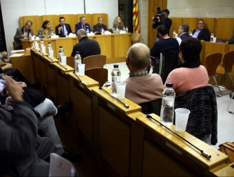 Reunió d'alcaldes de l'Urgell, dimecres al Consell Comarcal. BOSCH O./ACN
