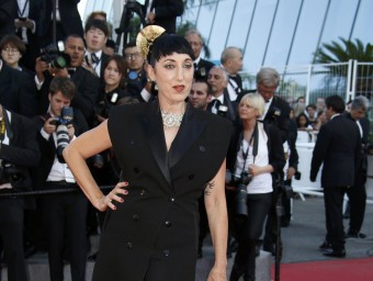 Rossy de Palma, al festival de Cannes el maig passat REUTERS