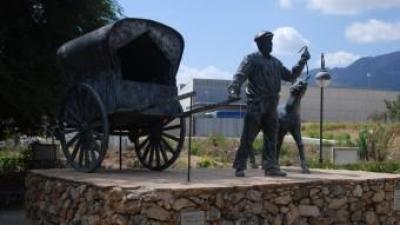 Monument al Tio Pep. B. SILVESTRE
