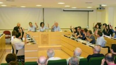 Plenari de la Corporació de Paiporta. EL PUNT AVUI