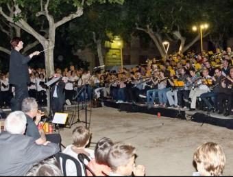Un dels actes més populars que organitza l'entitat és la 'Nits de Músics', on s'han aplegat 200 músics EL PUNT AVUI