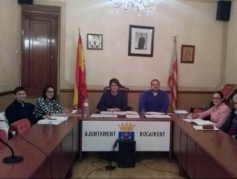 Sessió del Consell Municipal de la Joventut. B. SILVESTRE