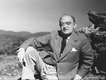Per a Joseph A. Schumpeter (1883-1950) l'emprenedor innovador era un motor de l'economia.  ARXIU