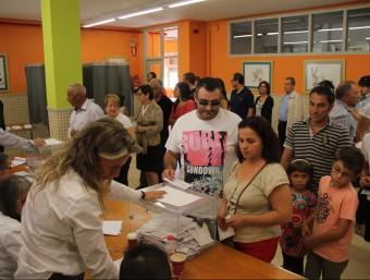 Durant el 2015 s'han celebrat diverses eleccions a Catalunya.  ARXIU /DAVID MARÍN