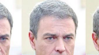 Pedro Sánchez i Rodríguez Zapatero