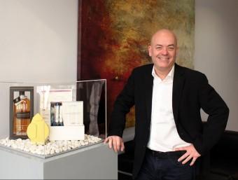 Ferran Esbrí és el director general de Durero Packaging.  DURERO PACKAGING