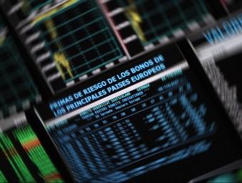 Les borses mundials han viscut nervis les darreres setmanes.  ARXIU /ACN