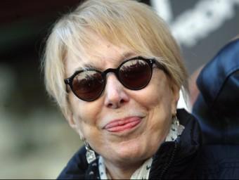 Rosa Maria Sardà, en una imatge del 2012 QUIM PUIG