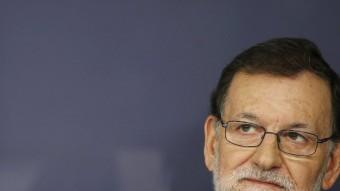 Mariano Rajoy, aquest dilluns REUTERS