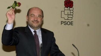 L'exsecretari general del PSOE, Joaquin Almunia, en una imatge d'arxiu del 2000 EFE