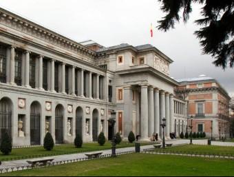 El Museu del Prado és un dels més visitats de Madrid.  ARXIU