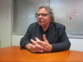 El diputat d'ERC Joan Tardà, en una imatge recent EUROPA PRESS