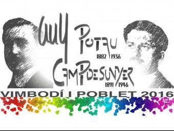 La imatge gràfica de l'any commemoratiu acompanyarà les comunicacions municipals EPN