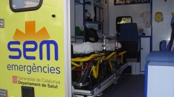 Mor un menor després de patir un accident amb quad a Alcarràs, al Segrià