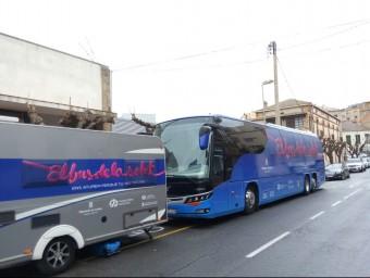 El Bus de la Salut , dilluns, a Cervera ACN
