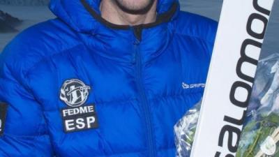 Jornet, en l'últim mundial d'esquí de muntanya EFE