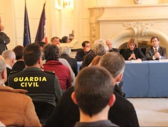 Creació del Comitè de Pilotatge a la Prefectura de Perpinyà. J.M. ARTOZOUL