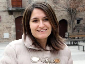 Laura Vilagrà, la delegada del govern ACN