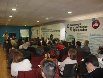 Una anterior sessió de Natura i Cultura a Torrent de l'Horta. ESCORCOLL