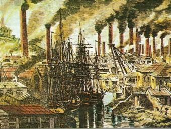 L'economista H.J. Chang diu que tots els països que han crescut és perquè s'han industrialitzat.  ARXIU