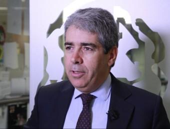 El portaveu de DL al Congrés, Francesc Homs, en una imatge recent EUROPA PRESS