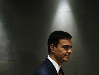 El líder del PSOE, Pedro Sánchez REUTERS