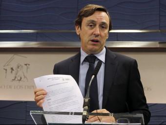El portaveu parlamentari del PP, Rafael Hernando EFE