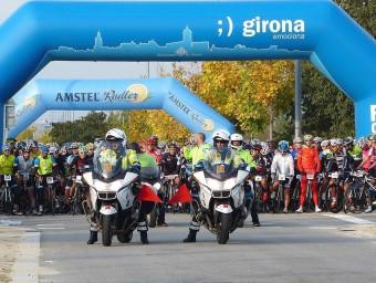 La Gerunda Road tornarà a tancar el calendari, l'1 de novembre, en la seva segona edició JAUME COCA