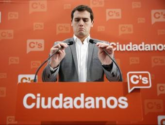 Albert Rivera, president de Ciutadans REUTERS
