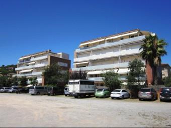 Els edificis Llevantí I i II de Sant Antoni, construïts a finals dels 90, finalment no hauran d'anar a terra EL PUNT AVUI