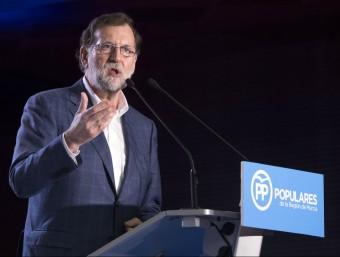 Mariano Rajoy, president del govern espanyol en funcions EFE
