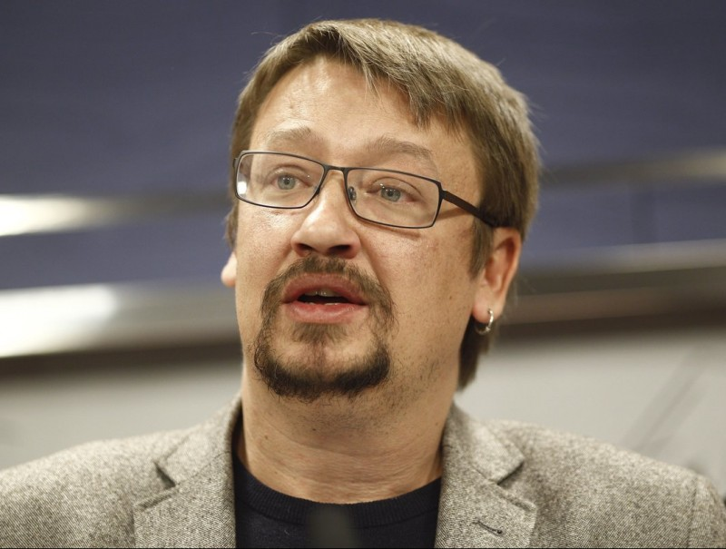 Xavier Domènech, portaveu d'En Comú Podem al Congrés dels Diputats EP