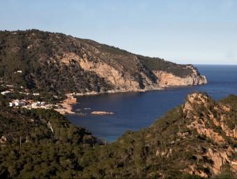 El litoral de l'àrea marina protegida de ses Negres, al terme de Begur JOAN SABATER