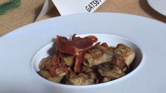 A la presentació de les Jornades es van mostrar diversos plats amb carxofa. AJ. AMPOSTA