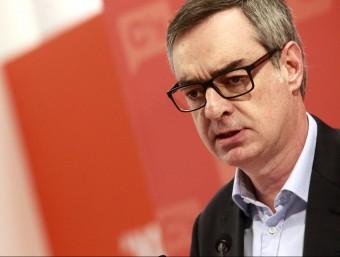 José Manuel Villegas, vicesecretari general de Ciutadans, després de l'executiva nacional d'aquest diumenge EFE